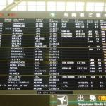 日本出国時の手続き