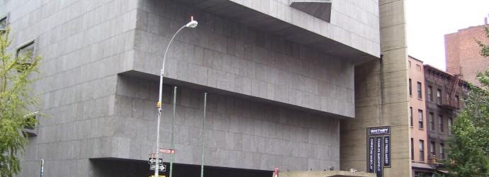 Whitney museum 2