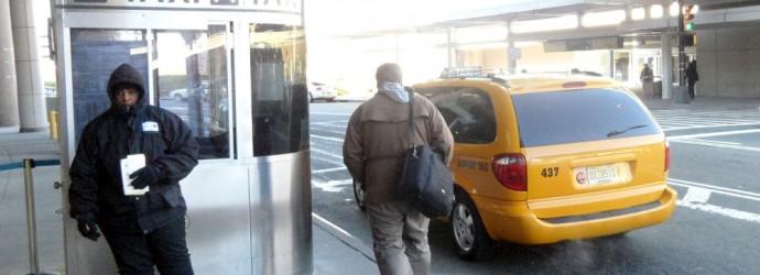 airport cab