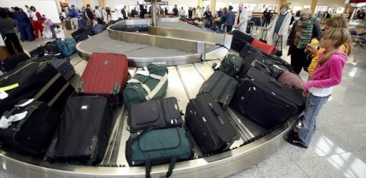 baggage clame